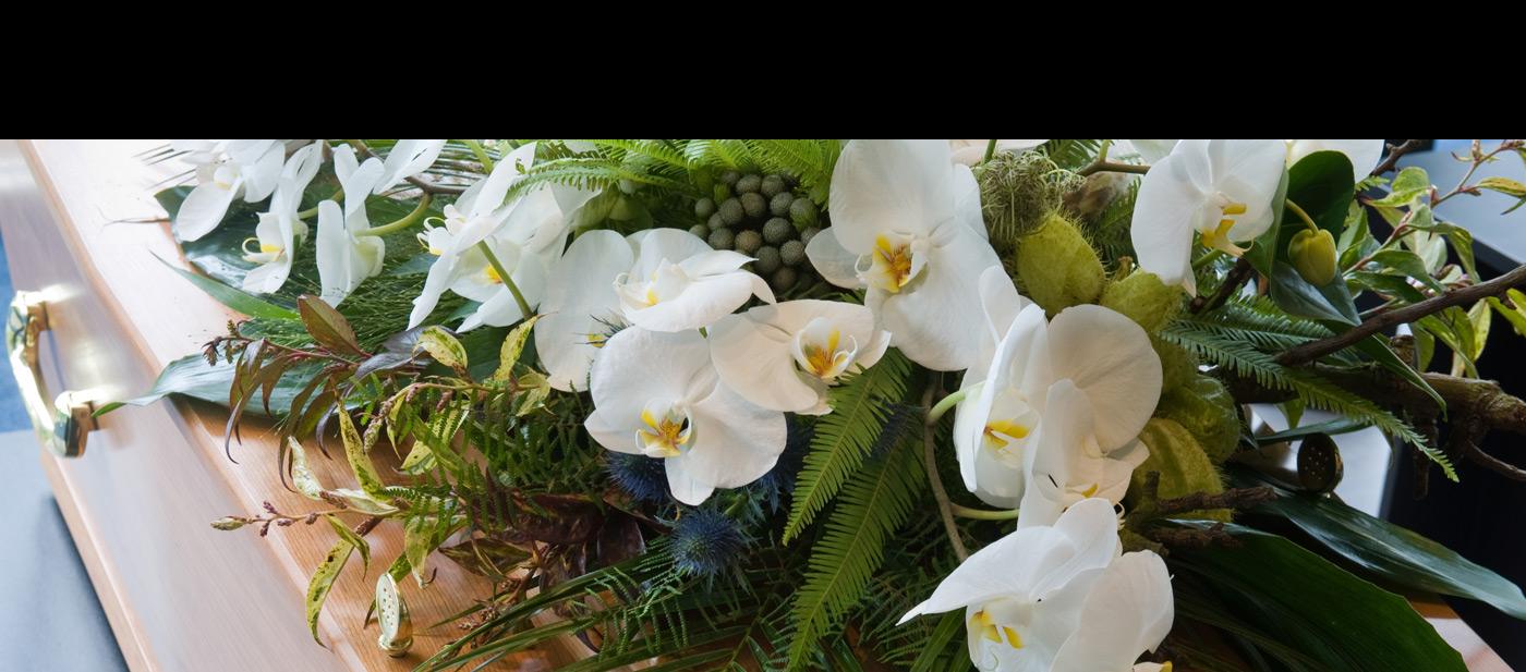 Especialistas em Arte Floral Fúnebre
